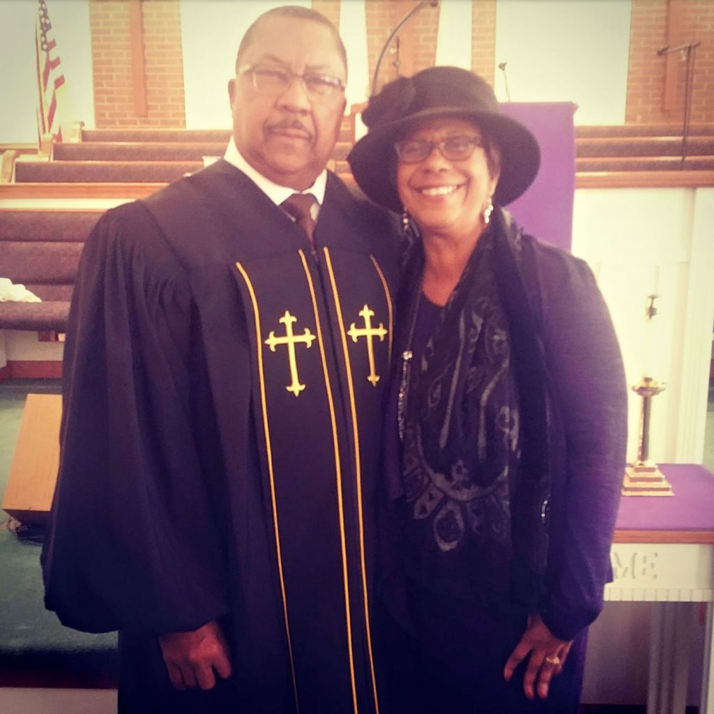 Pastor and First Lady Venable